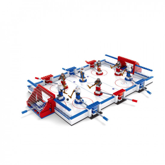 Ice Hockey Constructor with players 506 parts