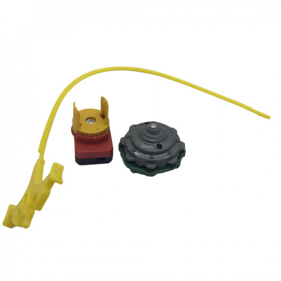 Gyro – pull cable drive